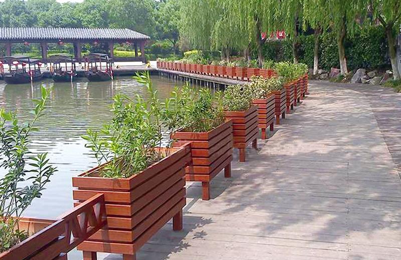 武汉东湖,拥抱青春系列1000米花箱